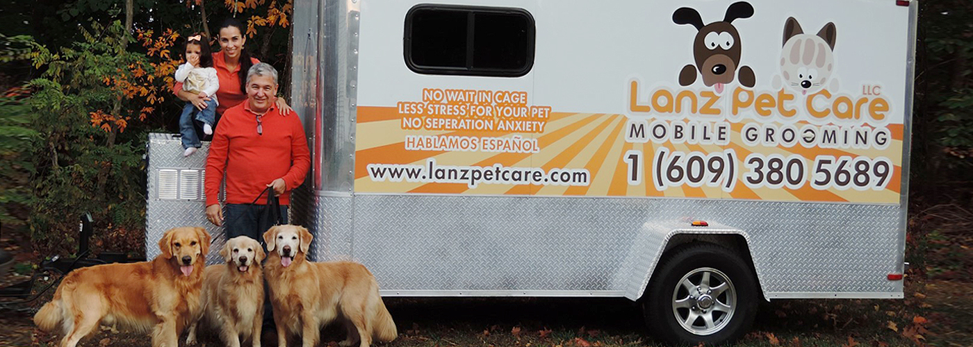 First class care for your pampered pet!